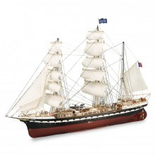 1:75 Scale French Training Ship Belem - 22519