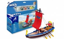 Cleopatra Egyptian Boat Junior Collection - 30507