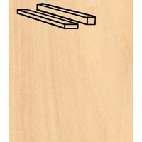 Birch Strip 1 x 4 x 914mm (25) - 91114
