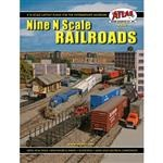 Nine N Gauge Railroads - 0007