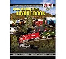 HO Gauge King-Size Plan Book - 0014