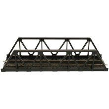 HO Gauge Code 100 Warren Truss Bridge Kit - 0883