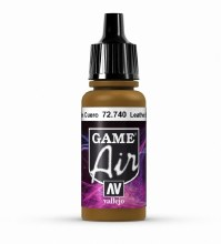 Acrylic Game Air Cobra Leather 17ml - 72740