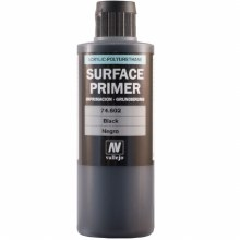 Surface Primer Black 200ml - AV74602