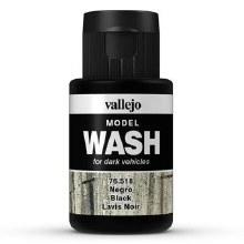 Model Wash Black 35ml - 76518
