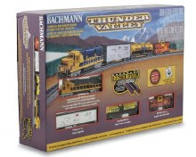N Scale Thunder Valley Train Set - 24013