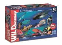Wild Australia Beneath the Oceans 200pc - BL01982