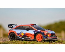 1:24 GT24 Hyundai i20 Micro Brushless Rally Car - CRS80168