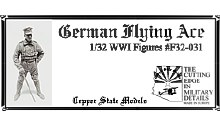1:32 Scale German Flying Ace - F32-031