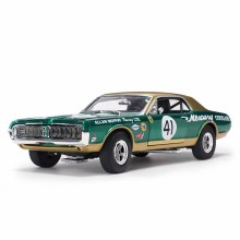1:18 Scale Allan Moffat Racing #41 Mercury Cougar Racing - DDA1582
