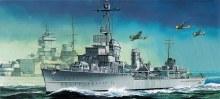 1:700 Scale German Z-38 Destroyer - 7134