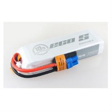 ECO-S 2200mAh 3s 11.1v 25C w/ XT60 Plug & Built in Cell Checker