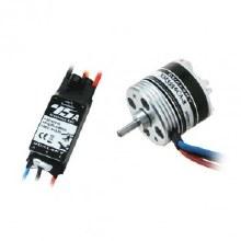 15E Tuning Combo w/990KV Motor & 45A ESC