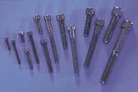 2 x 6mm Socket Head Cap Screws (4) - DBR2112