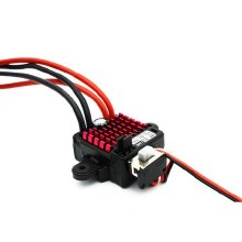 60A Waterproof Forward-Reverse Brushed ESC w/Crawler Mode - DYNS2210