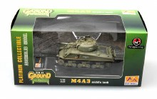 1:72 M4A3 Middle Tank U.S ARMY - 36256