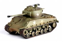 1:72 Scale M4A3E8 Middle Tank US Army - EAS36257