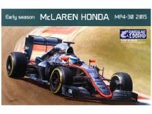 Ebbro 1:20 McLaren Honda MP4-30 Early Season 2015 - 20013