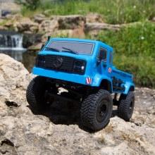 1:24 Barrage UV 4WD Scale Micro Crawler RTR - ECX00019T1