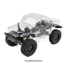 Barrage 1.9 4WD Crawler Build Kit with Electronics - 01011
