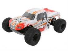 1:10 AMP 2WD Monster Truck RTR White/Orange - 03028AUT1