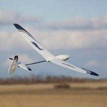 E-Flite UMX Whipit Discus Launch Glider BNF Basic - U3150