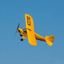 UMX J-3 Cub Brushless Plane BNF Basic - EFLU3450