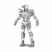 Avengers War Machine 3D Metal Kit
