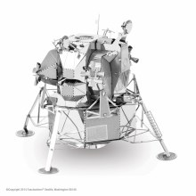 Apollo Lunar Module 3D Metal Kit