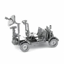 Apollo Lunar Rover 3D Metal Kit