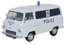 1:43 Scale Ford 400E Van Glamorgan Police - FDE012