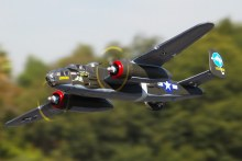 B-25 MITCHELL 1400mm GRN - PNPFMS025P-GRN