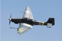 1400mm Stuka/Junkers Ju -87 Plane PNP - FMS029P