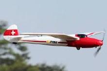 Moa 1500mm White Glider RTF Mode 2 - FMS071R-M2