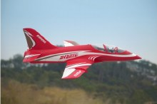FMS 70mm Avanti EDF Jet - FMS096P-RED-6S