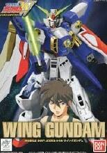 Wing Gundam w/Figure - 77149