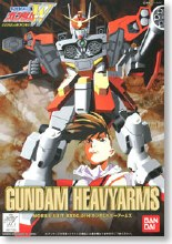 Gundam Heavyarms w/Figure - 77155