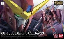 RG ZGMF-X09A Justice Gundam - 0176512