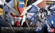 RG Strike Freedom Gundam 1:144 - 185139