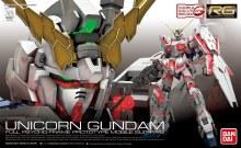 RG Unicorn Gundam Full Psycho-Frame Prototype Mobile Suit RX-O 1:144 - 216741