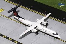 1:200 Scale Air Canada Express de Havilland 'Dash-8' C-GGOY - G2ACA738