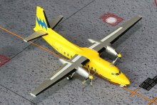1:200 Scale Hughes Airwest Fokker F-27 - G2HAW492