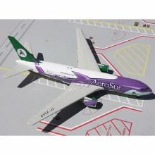 """1:200 Scale Aerosur Boeing 767-200 """"Sharko"""" -  G2RSU306"""