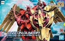HGBD:R V-Zeon Gundam Captain Zeon's Mobile Suit 1:144 - 5058220