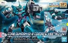 HGBD:R Core Gundam (G-3 Color) & Veetwo Unit 1:144 - 5058300