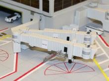 1:400 Scale Air Bridges Set 2 - GJARBRDG2