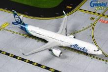 1:400 Scale Airbus A321neo Alaska Airlines N928VA - GJASA1855