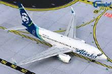 1:400 Scale Alaska Boeing 737-700W N614AS - GJASA1871