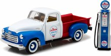 1:18 Scale GMC 150 Chevron With Pump - 12992
