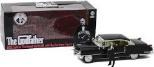 "1:18 Scale 1955 Cadillac Fleetwood w/Don Corleone Figure ""The Godfather"" - GL13531"